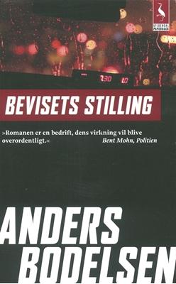 Bevisets stilling Anders Bodelsen 9788702063264