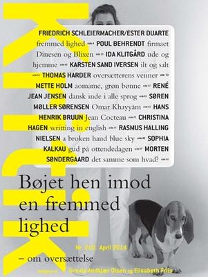 Kritik, 47. årgang, nr. 210 Elisabeth Friis, Ursula Andkjær Olsen 9788702164404