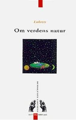 Om verdens natur Lukrets 9788790030650