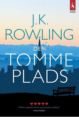 Den tomme plads J. K. Rowling 9788702154269