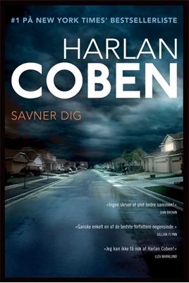 Savner dig, pb Harlan Coben 9788712052760