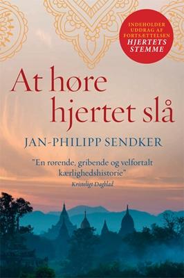 At høre hjertet slå, PB Jan-Philipp Sendker 9788712056188
