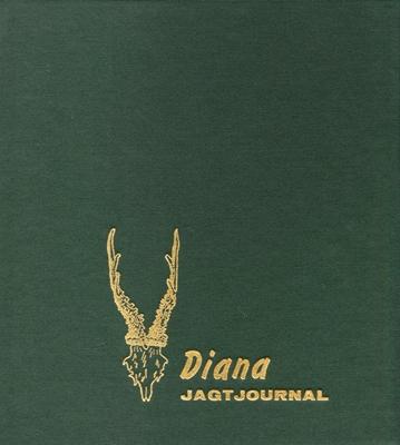 Diana Jagtjournal Hans Kristensen 9788791383144