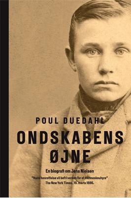 Ondskabens øjne Poul Duedahl 9788712053156