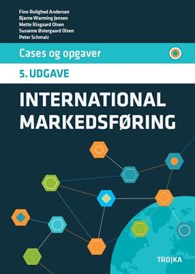 International Markedsføring - cases og opgaver  9788771540215