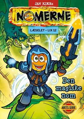Nomerne: Den magiske nom - lix12 Jan Kjær 9788793231405