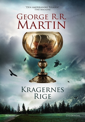 Kragernes rige George R. R. Martin 9788702118278