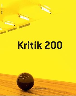 Kritik, 44. årgang, nr. 200 Lasse Horne Kjældgaard, Frederik Stjernfelt 9788702108156