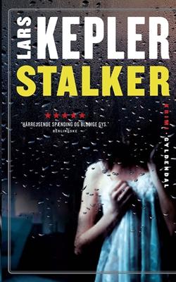Stalker Lars Kepler 9788702178838