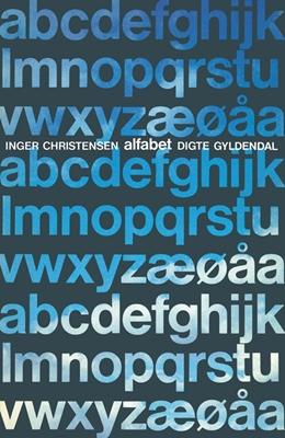 Alfabet Inger Christensen 9788702206579