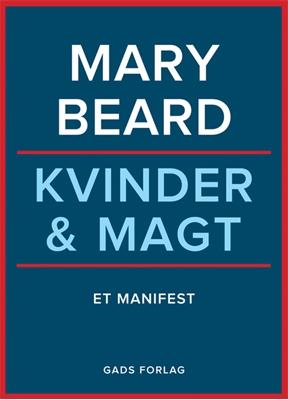 Kvinder & magt Mary Beard 9788712056836