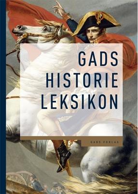 Gads Historieleksikon, 5. udgave  9788712054399