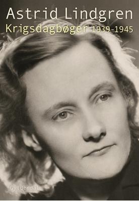 Krigsdagbøger 1939-1945 Astrid Lindgren 9788702191905