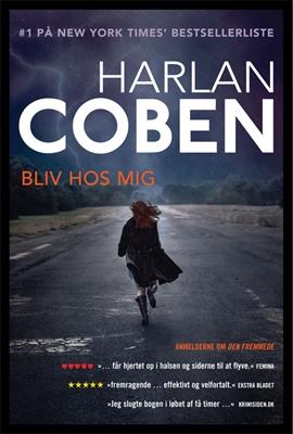 Bliv hos mig Harlan Coben 9788712053033