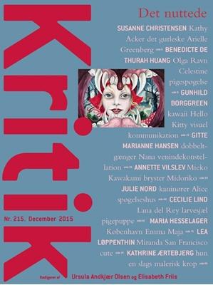 Kritik, 48. årgang, nr. 215 Elisabeth Friis, Ursula Andkjær Olsen 9788702175158