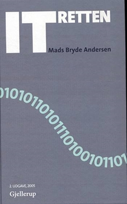 IT-retten Professor Mads Bryde Andersen 9788713049066
