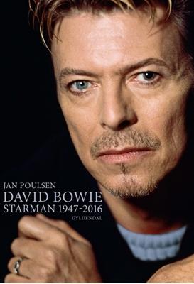 David Bowie Jan Poulsen 9788702204711