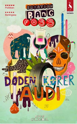 Døden kører Audi Kristian Bang Foss 9788702150520
