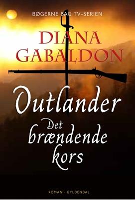 Det brændende kors Diana Gabaldon 9788702221138