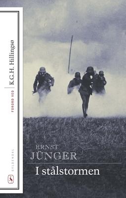 I stålstormen Ernst Jünger 9788702158861