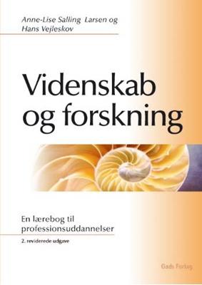 Videnskab og forskning Hans Vejleskov, Anne-Lise Salling Larsen 9788712042716