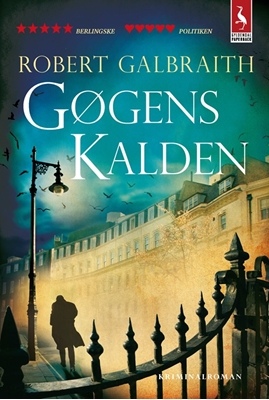 Gøgens kalden Robert Galbraith 9788702162844
