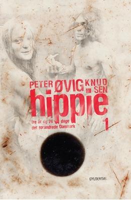 Hippie 1 Peter Øvig Knudsen 9788702089318