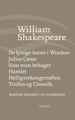 Samlede skuespil / bd. 4 William Shakespeare 9788702144222