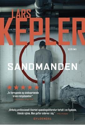 Sandmanden Lars Kepler 9788702214901