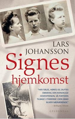 Signes hjemkomst Lars Johansson 9788702196580