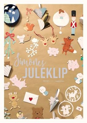 Simones juleklip Simone Thorup Eriksen 9788771805871
