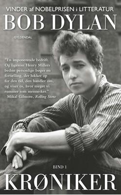 Krøniker Bob Dylan 9788702233117
