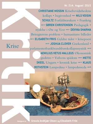 Kritik, 48. årgang, nr. 214 Elisabeth Friis, Ursula Andkjær Olsen 9788702175141