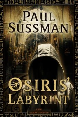 Osiris' labyrint Paul Sussman 9788779735668
