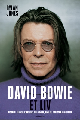 David Bowie Dylan Jones 9788793622036