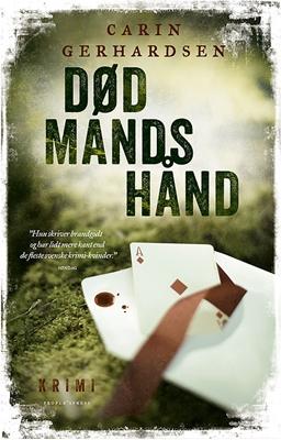 Død mands hånd PB NY Carin Gerhardsen 9788771590319