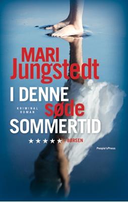 I denne søde sommertid PB Mari Jungstedt 9788771083385