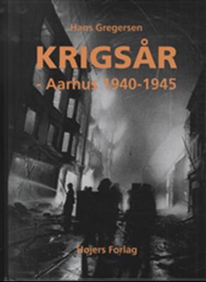 Krigsår Hans Gregersen 9788792102126