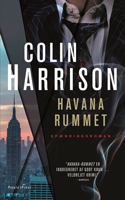 Havanarummet PB Colin Harrison 9788772001432