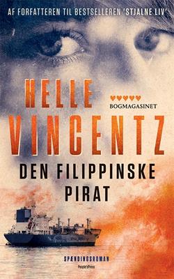 Den filippinske pirat PB Helle Vincentz 9788771800302