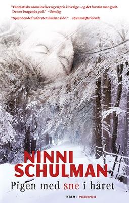 Pigen med sne i håret PB Ninni Schulman 9788771374117