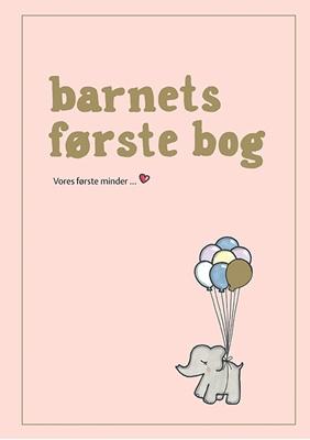 Barnets første bog - ROSA Simone Thorup Eriksen 9788771598681
