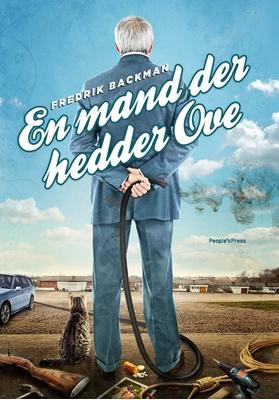 En mand der hedder Ove Fredrik Backman 9788771373349