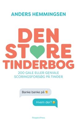 Den store Tinderbog Anders Hemmingsen 9788771808841