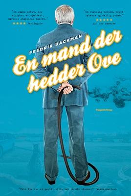 En mand der hedder Ove GAVEBOG Fredrik Backman 9788771802405