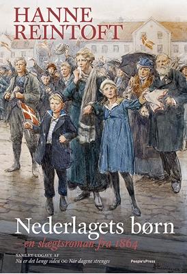Nederlagets børn Hanne Reintoft 9788771591132