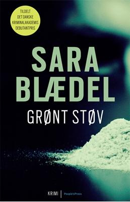 Grønt støv PB Sara Blædel 9788771085921