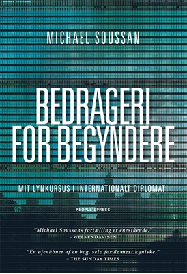 Bedrageri for begyndere Michael Soussan 9788771595888