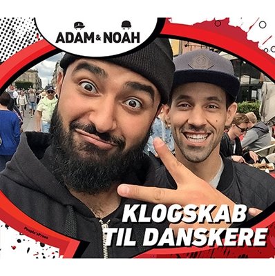 Klogskab til danskere Adam, Noah 9788771597141