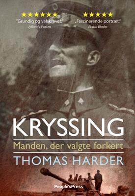 Kryssing Thomas Harder 9788772002477